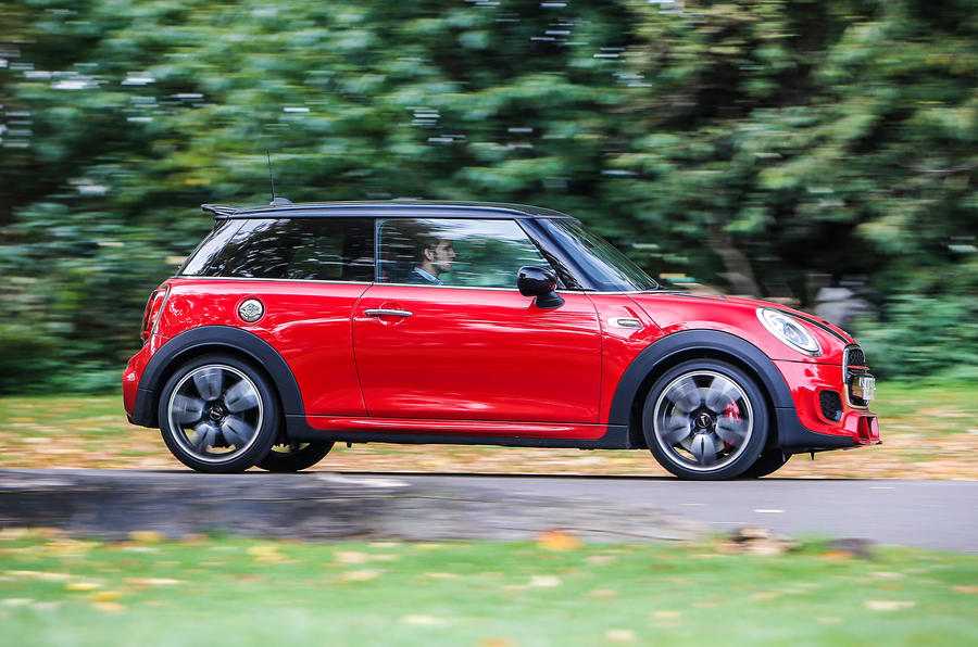 £23,050 Mini JCW hatch