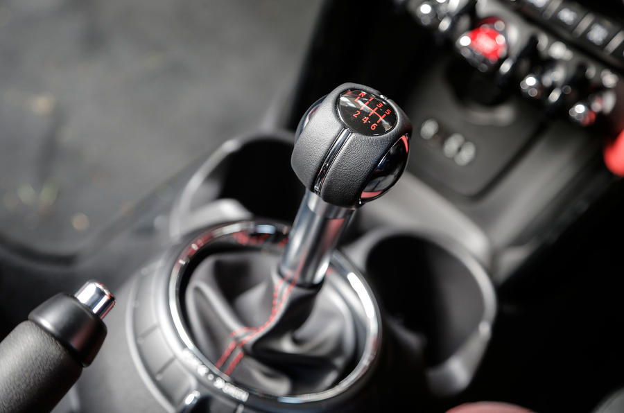 Mini JCW manual gearbox