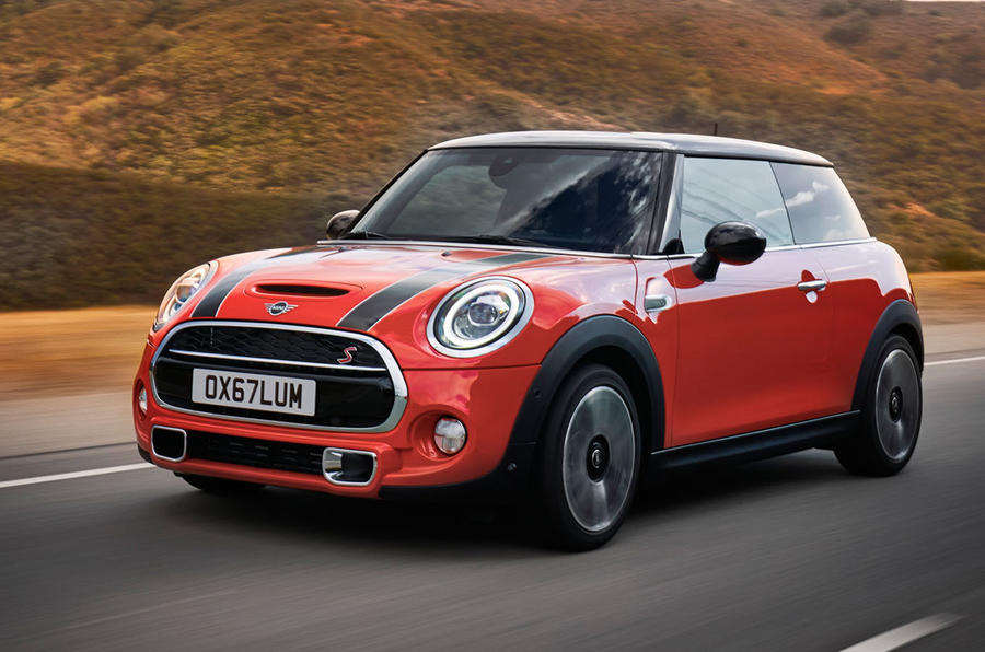 Mini 3/5 door and Convertible arrive in time for NAIAS