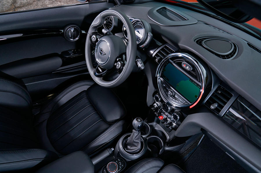 Revamped Mini range launches with bolstered tech and new DCT gearbox