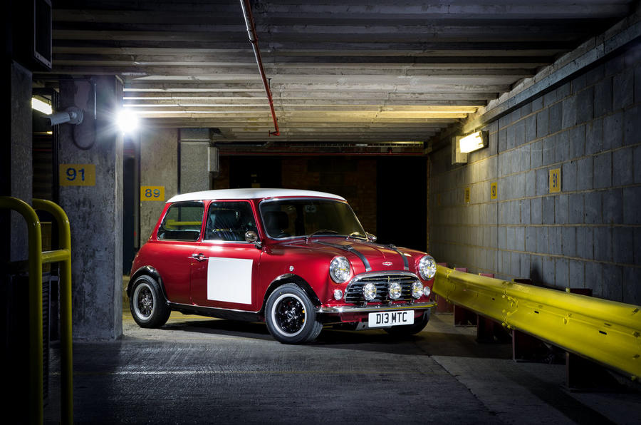 Insight The Story Behind The Mini Remastered Autocar