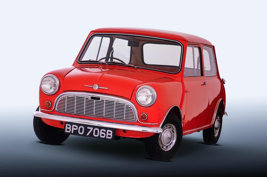 Morris Mini-Minor