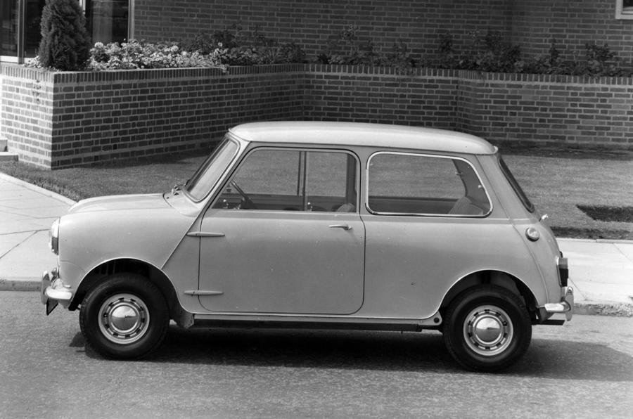 1959 Morris Mini Minor Road Test Throwback Thursday Autocar