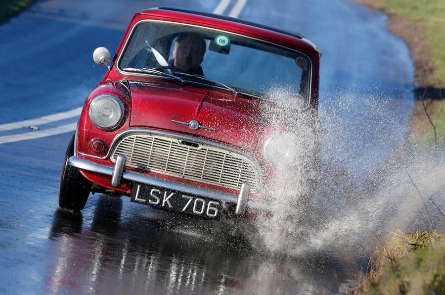 Austin Morris Mini Cooper S