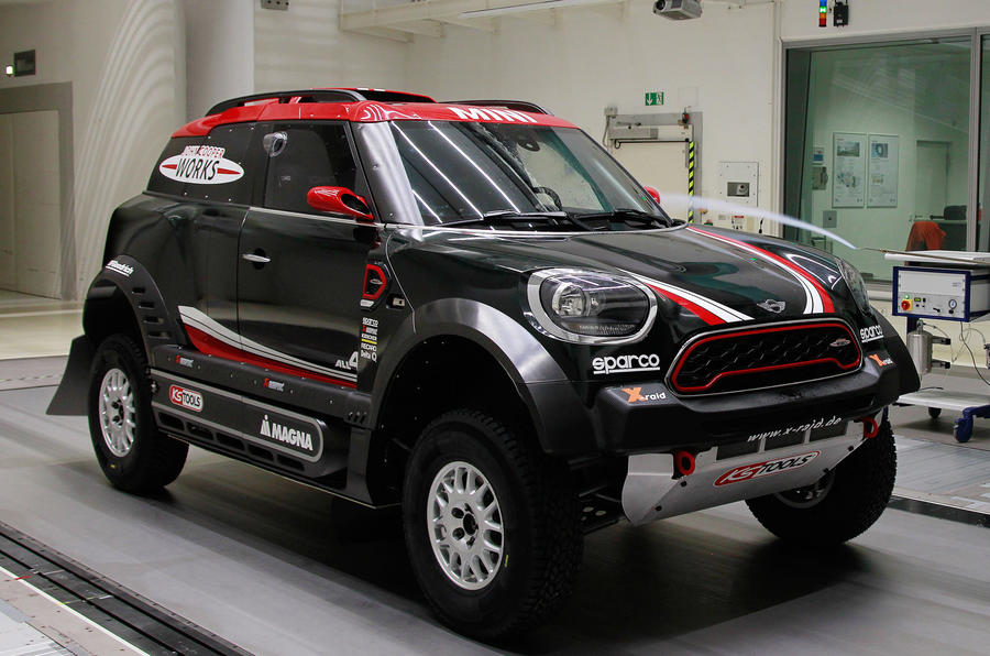 Mini John Cooper Works Rally revealed