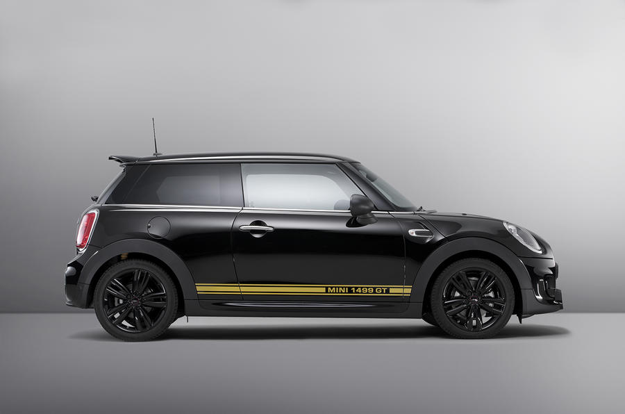 Limited-Edition Mini 1499 GT Pays Homage To An Icon