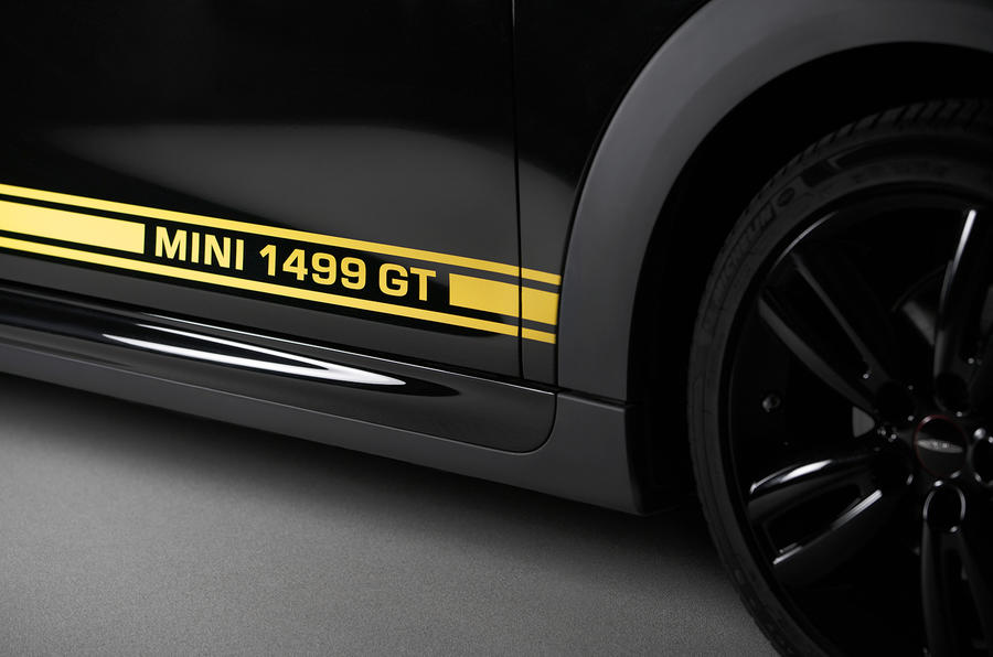 Mini 1499 GT kick-starts 1.5-litre-only Mini range