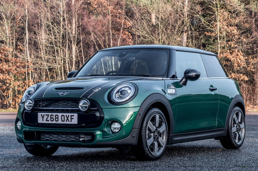 Mini 60 Years Edition Cooper S