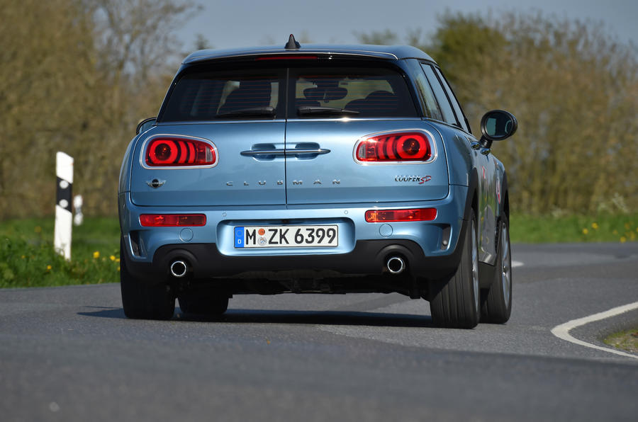 2016 mini cooper sd clubman all4 review review autocar. Black Bedroom Furniture Sets. Home Design Ideas