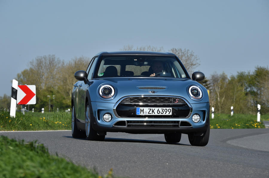 2016 Mini Cooper Sd Clubman All4 Review Review Autocar