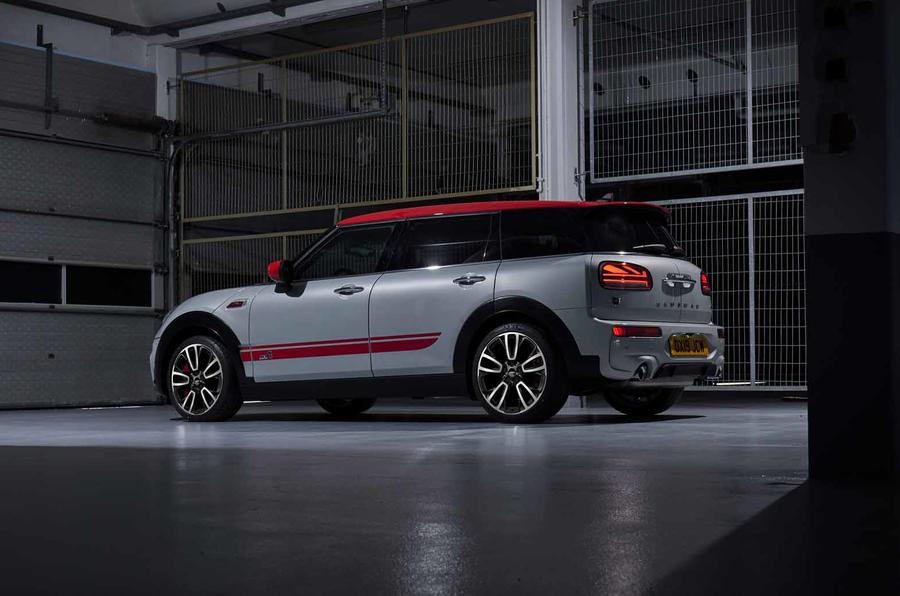 Mini John Cooper Works Countryman, Clubman get boosted to 306 hp