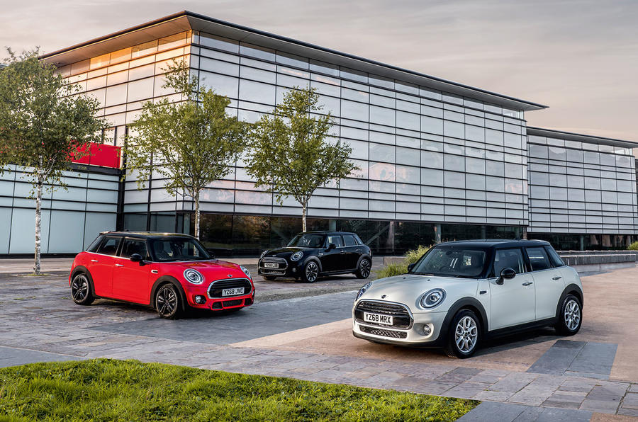 Mini 2018 model range press photos 7