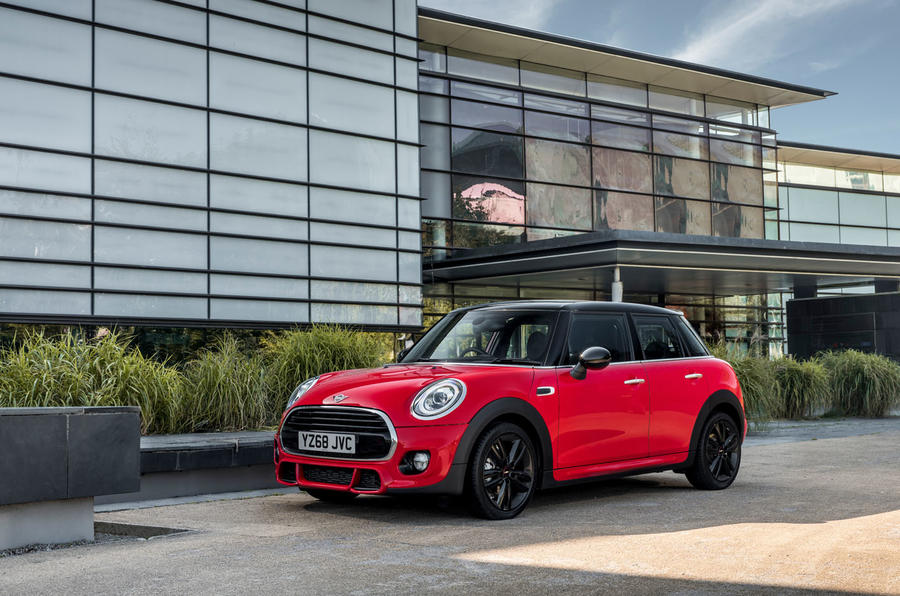 Mini 2018 model range press photos 5