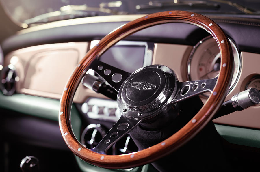 Mini Remastered By David Brown To Launch At London Motor