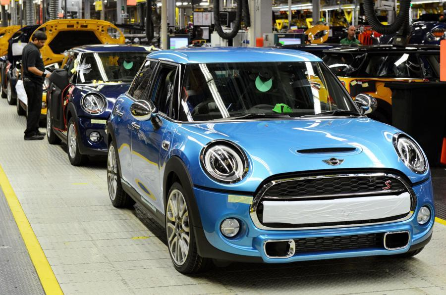 Mini boss downplays Brexit and Trump concerns
