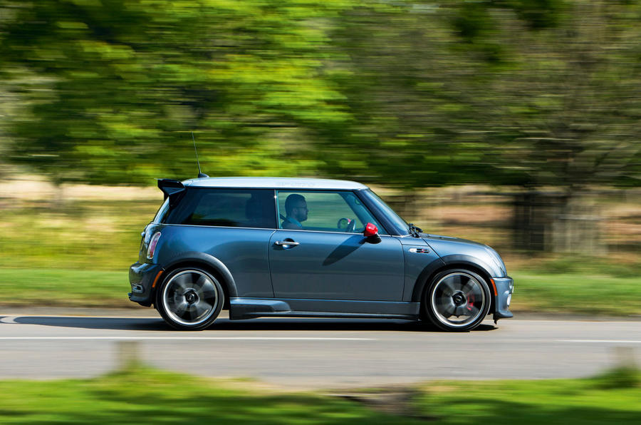Mini Cooper S John Cooper Works Gp Review Past Masters Autocar