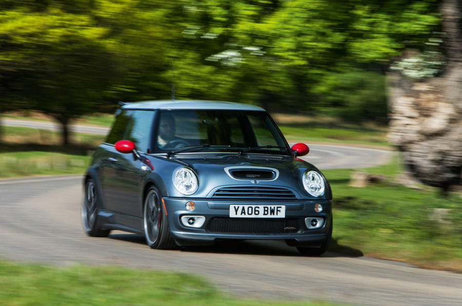 Mini Cooper S John Cooper Works GP review | Past Masters