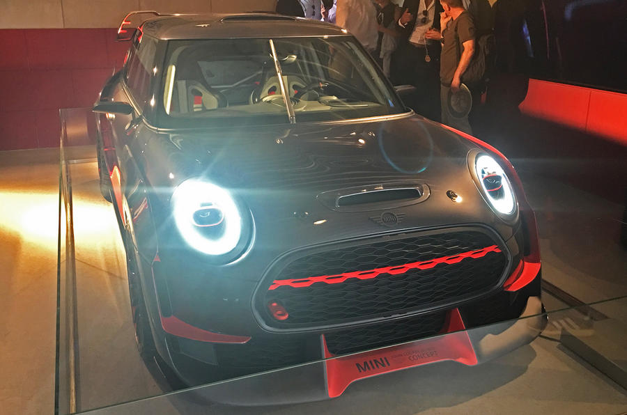 Extreme Mini John Cooper Works GP Concept