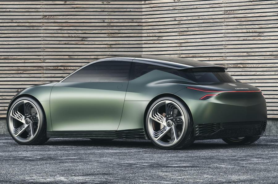 Hyundai Mint concept - rear
