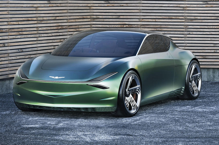 Hyundai Mint concept - front