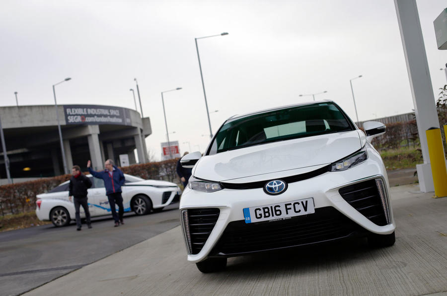 Toyota Mirai long-term test review: first report