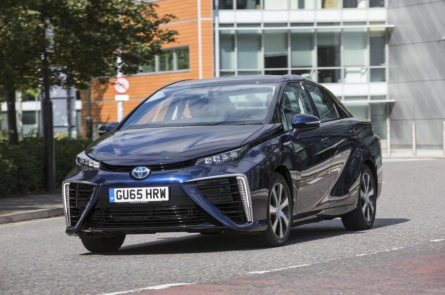 £66,000 Toyota Mirai