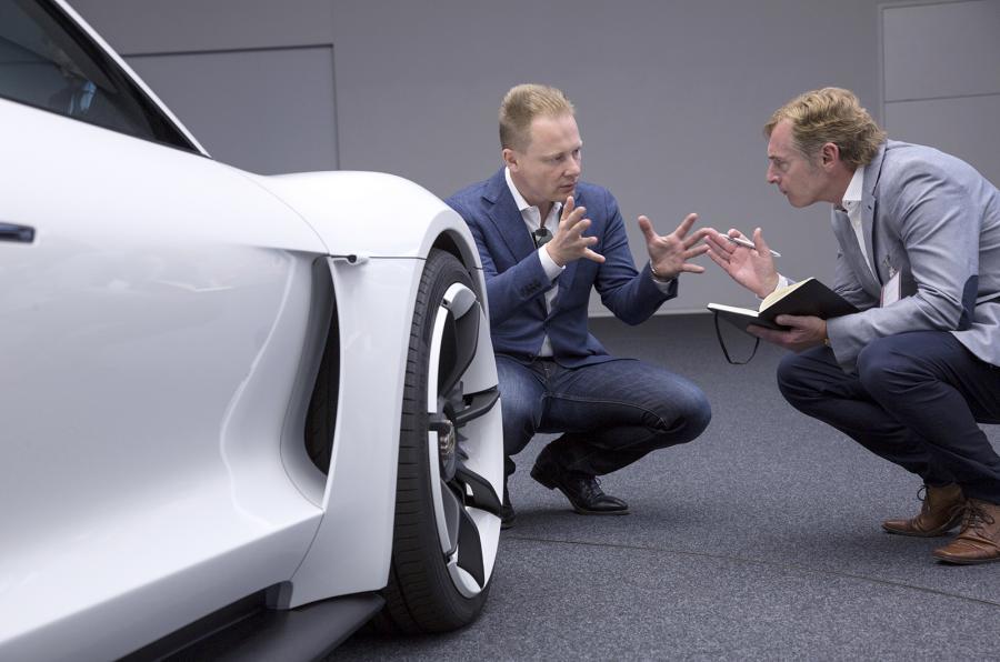 Mitja Borkert Porsche Lamborghini