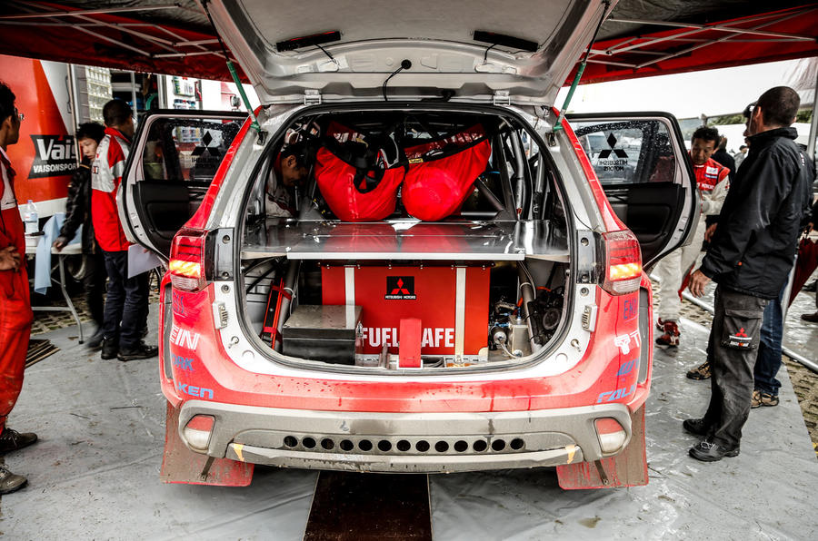 How To Go Rallying In A Mitsubishi Outlander Phev Autocar
