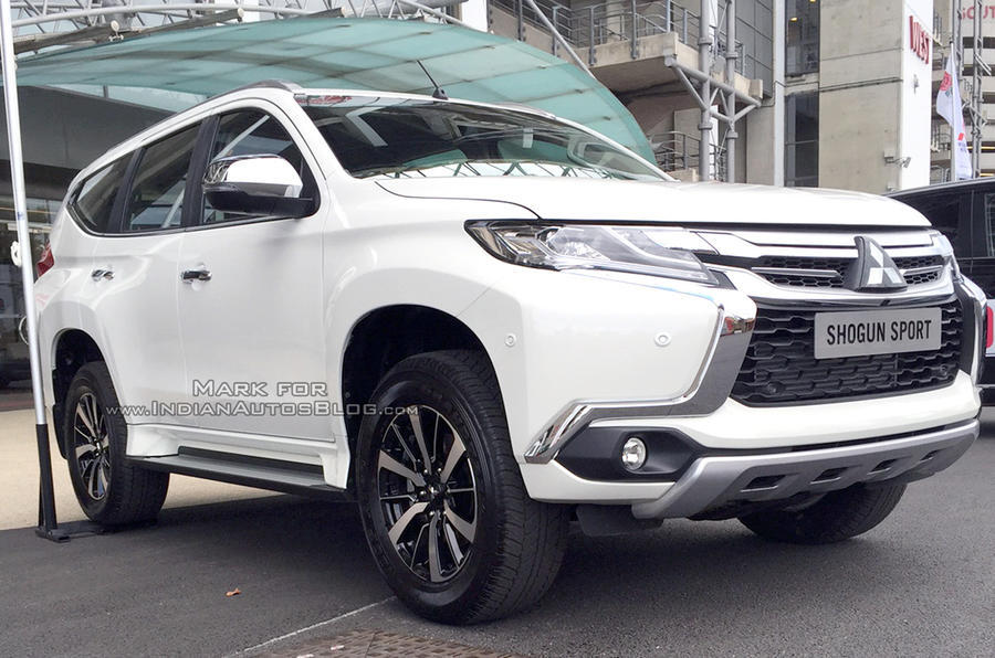 Mitsubishi Shogun Sport to go on sale in UK in January