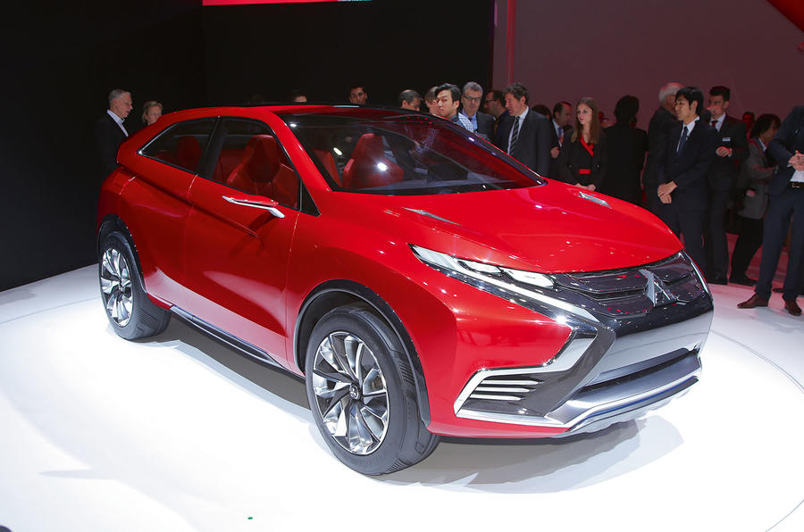Mitsubishi Plans New Family Of Hybrid Suvs For 2020 Autocar