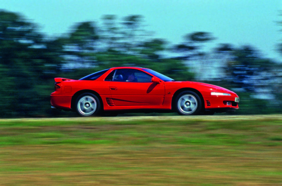 Used Car Buying Guide Mitsubishi 3000gt Autocar