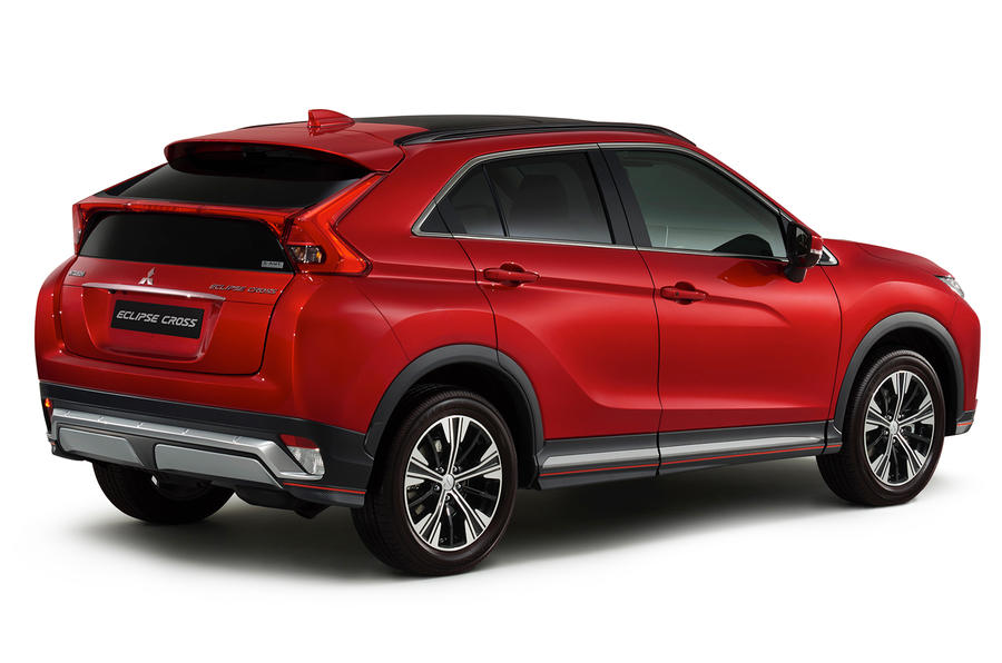 New Mitsubishi Eclipse Cross SUV revealed | Autocar