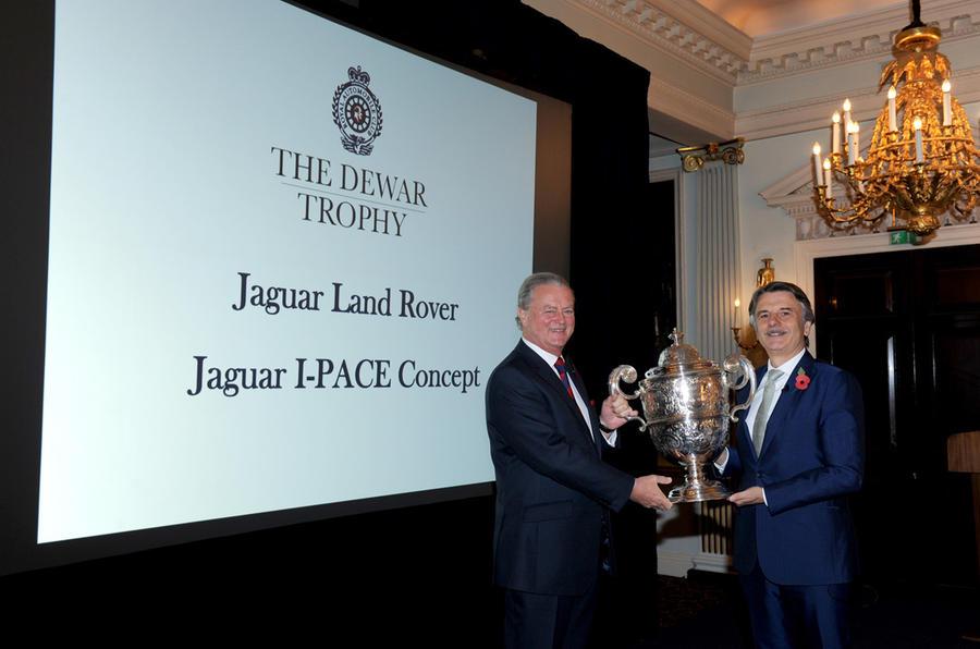 Ralf Speth Dewar Trophy