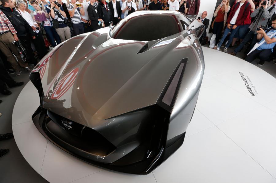 Nissan Vision 2020