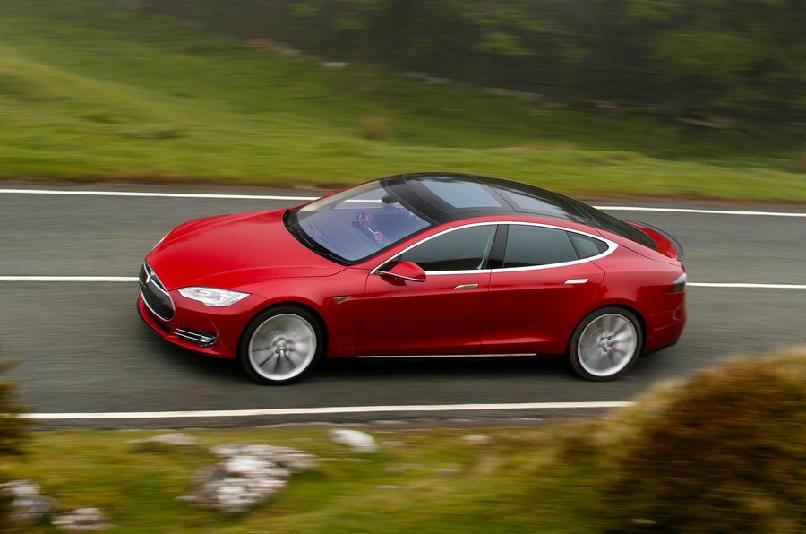 £55,000 Tesla Model S 7.0