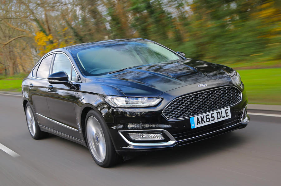 Ford slashes Mondeo price range