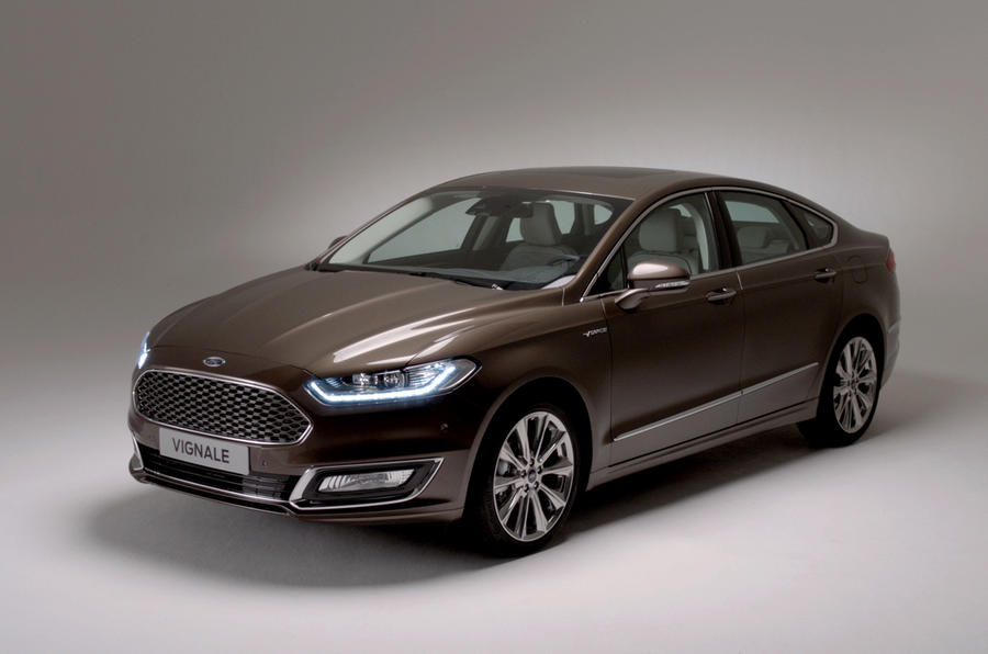 High Spec 2015 Ford Mondeo Vignale Revealed Autocar