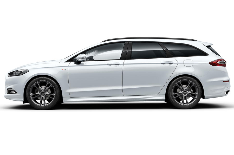 ford mondeo st line revealed at goodwood autocar. Black Bedroom Furniture Sets. Home Design Ideas
