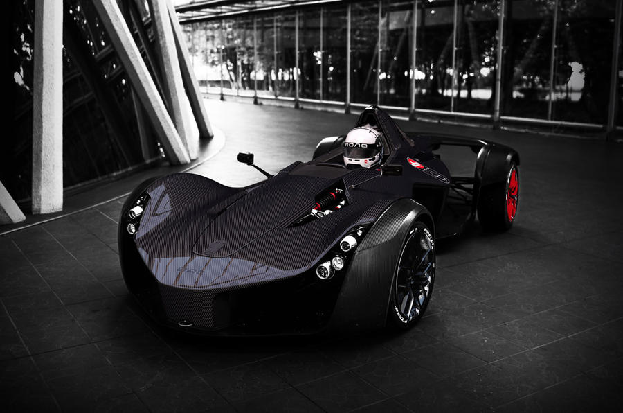 2020 BAC Mono One - black front