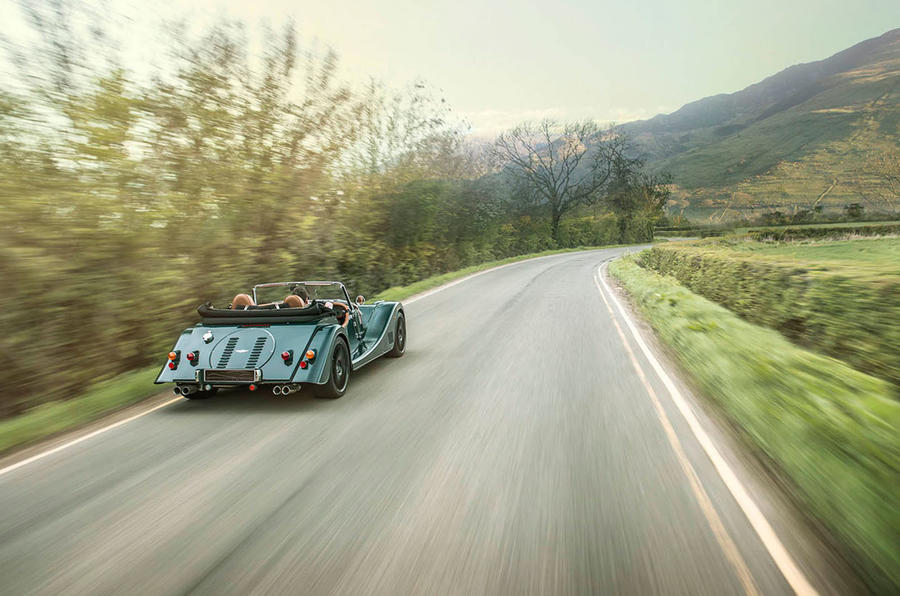 The future of Morgan according to design chief Jon Wells