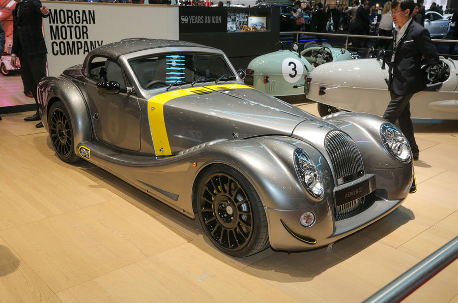 First 367bhp Morgan Aero GT is completed | Autocar