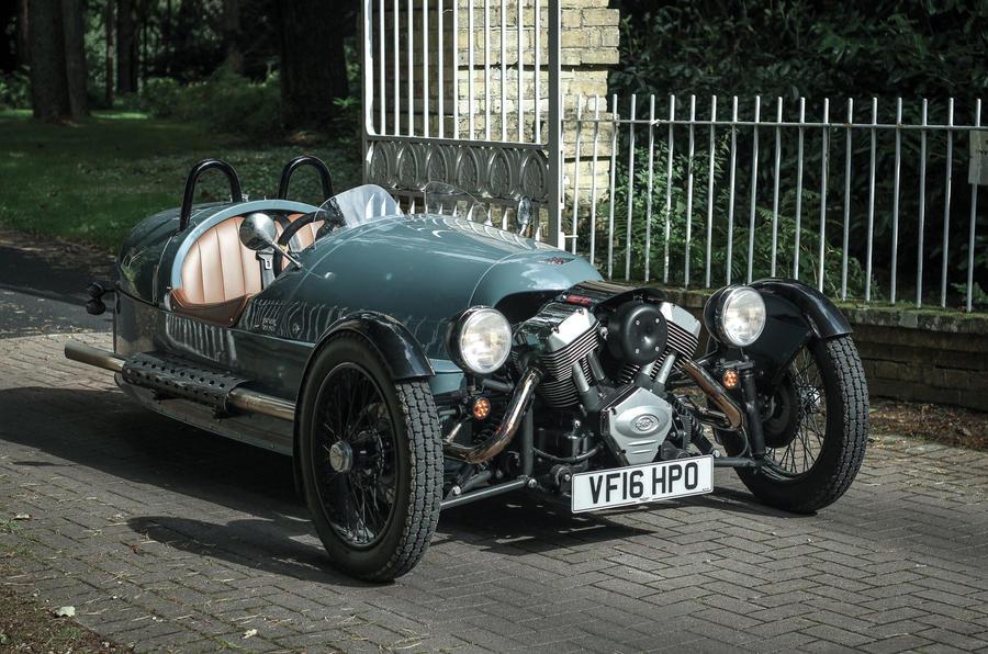 Morgan 3 Wheeler long-term test review