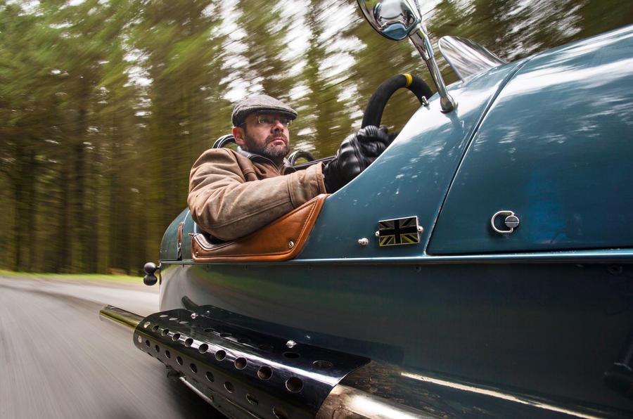 Morgan 3 Wheeler: a year behind the wheel | Autocar