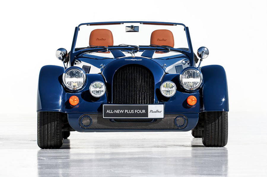 2020 Morgan Plus Four - static front