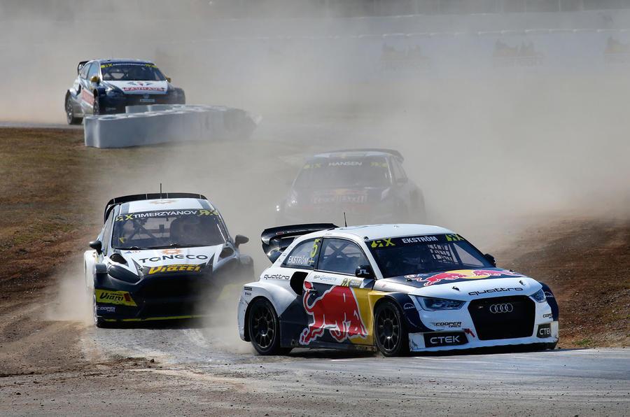 World Rallycross Why Mattias Ekstrom Is Hooked Autocar