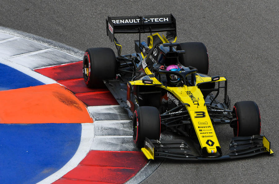 Renault in F1