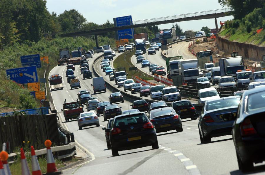 UK car registrations August 2016