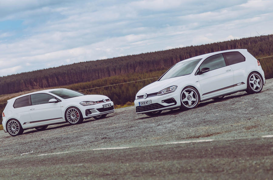Mountune M52 Volkswagen tuning - official announcement - parked