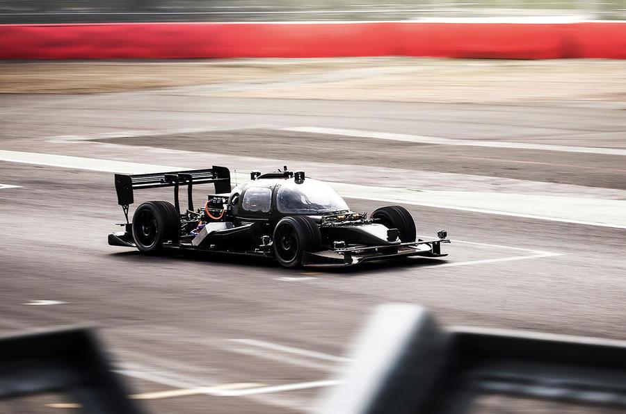 DevBot test car has developed tech for the Robocar