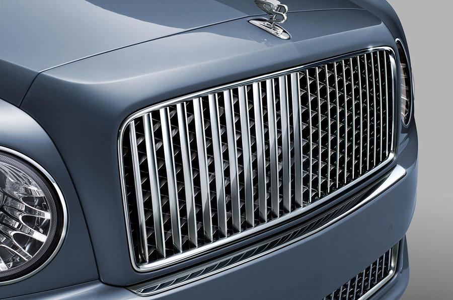 2016 Bentley Mulsanne facelift